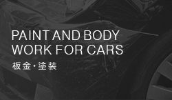 PAINT AND BODY WORK FOR CARS